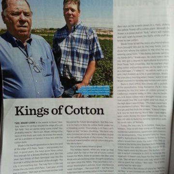 kings of cotton Ben & Wade Ivey