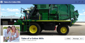 Tales of a Cotton Wife Facebook page