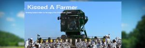 kissed a farmer