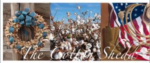 The Cotton Shedd by Tiffany Shedd
