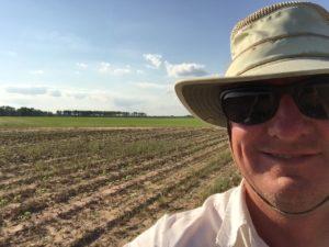 Jimmy Webb cotton farmer