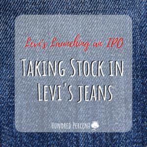 Levi's IPO