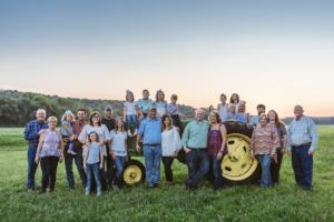 Wrangler jeans farmers in Alabama copy