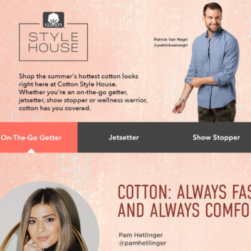 cotton style house